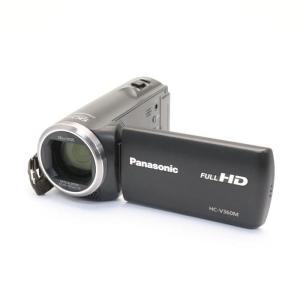《良品》Panasonic デジタルハイビジョンビデオカメラ HC-V360M-K|ymapcamera