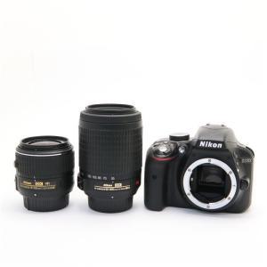 《良品》Nikon D3300 ダブルズームキット|ymapcamera