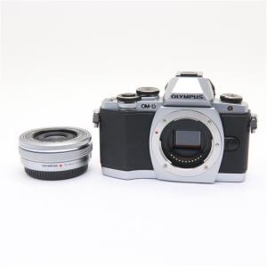 《並品》OLYMPUS OM-D E-M10 14-42mm EZレンズキット|ymapcamera