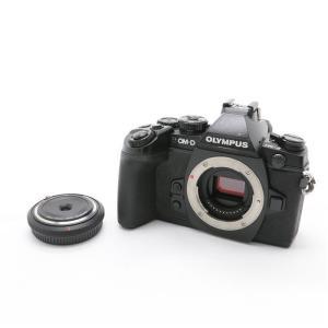 《並品》OLYMPUS OM-D E-M1 ボディ(BCL-1580セット)|ymapcamera