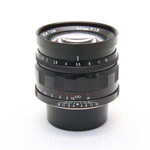 《良品》Voigtlander Nokton 50mm F1.5 Aspherical ymapcamera