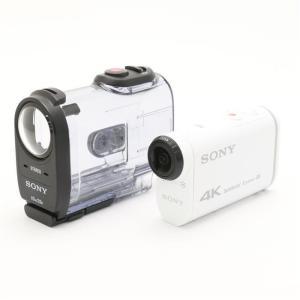 《良品》SONY デジタル4Kビデオカメラレコーダー アクションカム FDR-X1000V W|ymapcamera