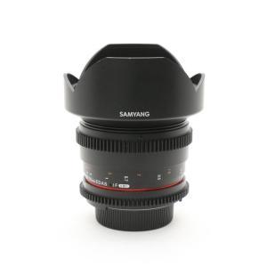 《美品》SAMYANG VDSLR 14mm T3.1 ED AS IF UMC (ニコン用) ymapcamera