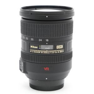 《美品》Nikon AF-S DX ED VR18-200mm F3.5-5.6 G|ymapcamera