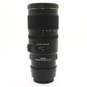 《並品》SIGMA APO 70-200mm F2.8 EX DG OS HSM (シグマ用)|ymapcamera