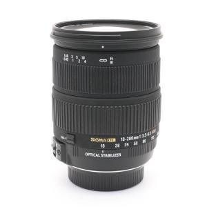《良品》SIGMA 18-200mm F3.5-6.3 DC OS (ニコン用) ymapcamera