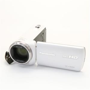 《良品》Panasonic デジタルハイビジョンビデオカメラ HC-V360M-W|ymapcamera