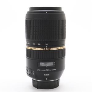 《美品》TAMRON SP 70-300mm F4-5.6 Di VC USD/Model A005NII(ニコン用) ymapcamera