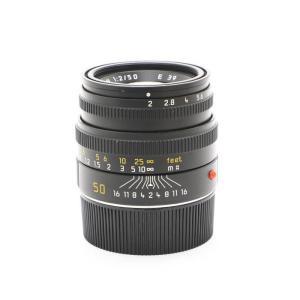 《良品》Leica ズミクロン M50mm F2 レンズフード組込|ymapcamera