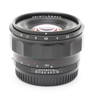 《美品》Voigtlander NOKTON classic 35mm F1.4 E-mount (ソニーE用/フルサイズ対応)|ymapcamera