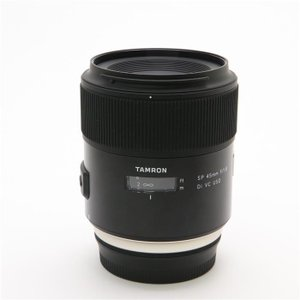 《並品》TAMRON SP 45mm F1.8 Di VC USD/Model F013E(キヤノン用)|ymapcamera