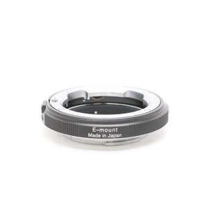 《良品》Voigtlander VM E-mountアダプター|ymapcamera