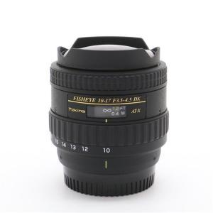 《美品》Tokina AT-X 107DX FishEye(AF10-17mm F3.5-4.5)(ニコン用)|ymapcamera