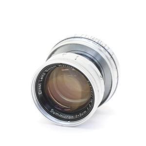 《難有品》Leica ズミクロン L50mm F2 (沈胴)|ymapcamera