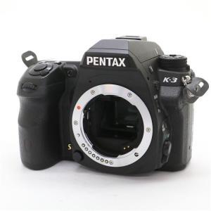 《良品》PENTAX K-3 ボディ|ymapcamera