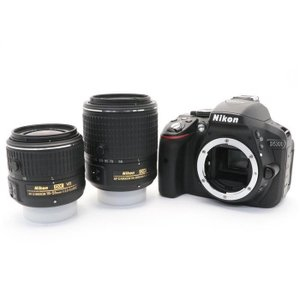 《良品》Nikon D5300 ダブルズームキット|ymapcamera