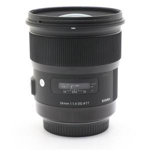 《良品》SIGMA A 24mm F1.4 DG HSM(シグマ用) ymapcamera