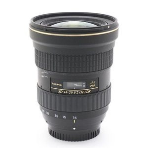 《美品》Tokina AT-X 14-20mm F2 PRO DX (ニコン用)|ymapcamera