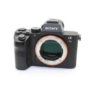 《難有品》SONY α7II ボディ ILCE-7M2|ymapcamera