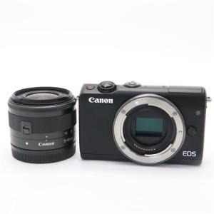 《美品》Canon EOS M100 EF-M15-45 IS STM レンズキット|ymapcamera