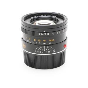 《美品》Leica ズマリット M50mm F2.4|ymapcamera