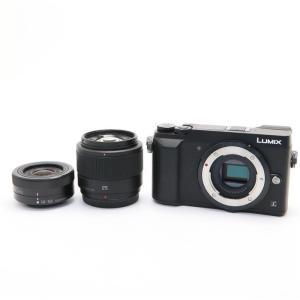 《良品》Panasonic LUMIX DMC-GX7MK2KK ダブルレンズキット|ymapcamera