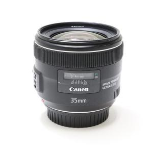 《並品》Canon EF35mm F2 IS USM|ymapcamera