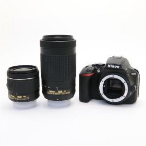 《美品》Nikon D5600 ダブルズームキット|ymapcamera