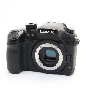 《並品》Panasonic LUMIX DMC-GH4 ボディ|ymapcamera