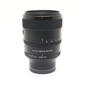 《良品》SONY FE 100mm F2.8 STF GM OSS SEL100F28GM ymapcamera