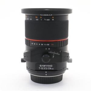 《美品》SAMYANG T-S 24mm F3.5 ED AS UMC Lens (キヤノン用) ymapcamera