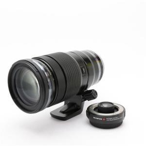 《並品》OLYMPUS M.ZUIKO DIGITAL ED 40-150mm F2.8 PROテレコンバーターキット|ymapcamera