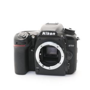 《美品》Nikon D7500 ボディ ymapcamera