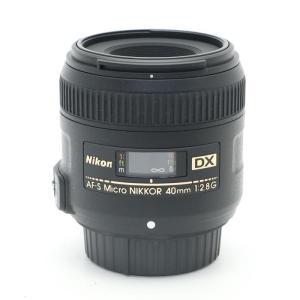 《美品》Nikon AF-S DX Micro NIKKOR 40mm F2.8G|ymapcamera