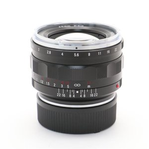 《新同品》Voigtlander NOKTON 40mm F1.2 Aspherical VM (ライカM用)|ymapcamera