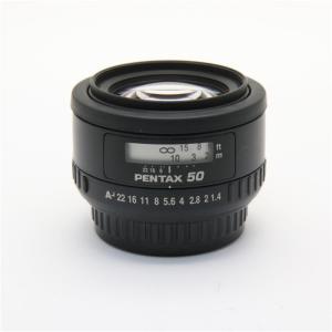 《良品》PENTAX FA50mm F1.4|ymapcamera