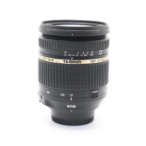 《並品》TAMRON SP 17-50mm F2.8 XR DiII VC /Model B005NII (ニコン用)|ymapcamera