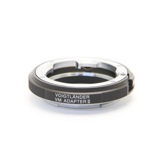 《良品》Voigtlander マウントアダプター ライカMレンズ/ソニーEボディ用 (VM E-mount Adapter II)|ymapcamera