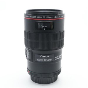《良品》Canon EF100mm F2.8Lマクロ IS USM|ymapcamera