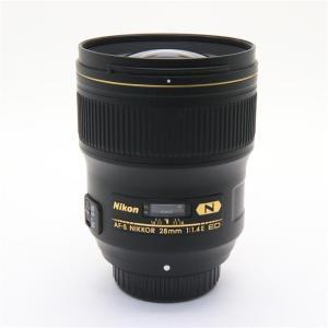《並品》Nikon AF-S NIKKOR 28mm F1.4E ED|ymapcamera