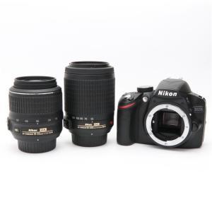 《並品》Nikon D3200 200mmダブルズームキット|ymapcamera