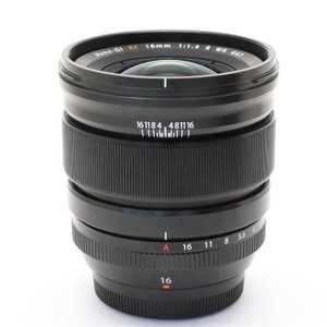 《良品》FUJIFILM フジノン XF 16mm F1.4 R WR ymapcamera