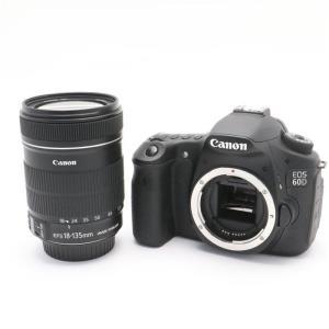《並品》Canon EOS 60D EF-S18-135 IS レンズキット|ymapcamera