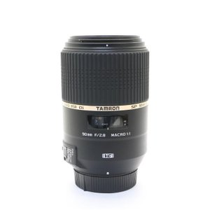 《美品》TAMRON SP 90mm F2.8 Di MACRO 1:1 VC USD/Model F004N(ニコン用)|ymapcamera