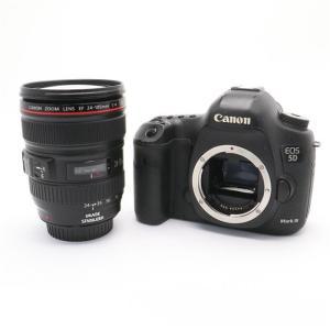 《並品》Canon EOS 5D Mark III EF24-105L IS U レンズキット|ymapcamera