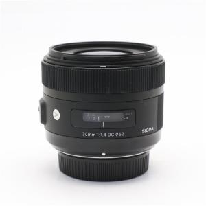 《良品》SIGMA A 30mm F1.4 DC HSM (ニコン用)|ymapcamera