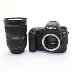 《良品》Canon EOS 5D Mark IV EF24-70 F2.8L II USM レンズキット|ymapcamera