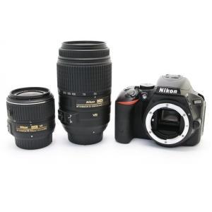 《良品》Nikon D5500 ダブルズームキット|ymapcamera