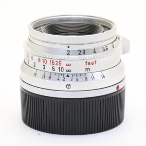 《良品》Leica ズミクロン M35mm F2 (8枚玉) ドイツ|ymapcamera