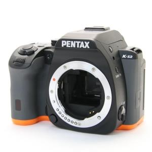 《良品》PENTAX K-S2 ボディ ブラック×オレンジ|ymapcamera